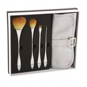 ABT Advanced Beauty Tools Chrome Brush Collection 001