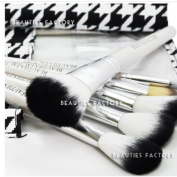 33pcs Makeup Brushes (Houndstooth Cheque) CODE