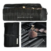 35pcs Makeup Brushes (All-Time Artist Pure Black) CODE