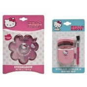 Hello Kitty Shadow, Eyelash Curler & Brush Set