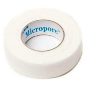 Micropore Tape 3M for Eyelash Extensions - Medical Tape Supply
