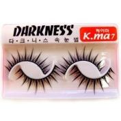 Darkness False Eyelashes K-ma 7