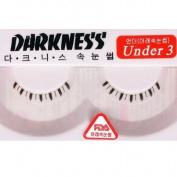 Darkness False Eyelashes Under 3