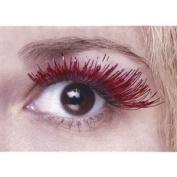 Eyelashes--Red--Reg.