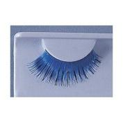 Eyelashes Blue With Black