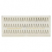 Amazing Shine Individual False Eyelashes - Flare Medium Black
