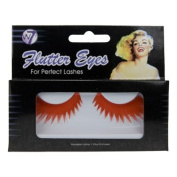 W7 Flutter Eyes Reusable False Eye Lashes with Glue 051