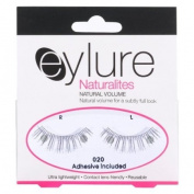 Eylure Naturalite Strip Lashes No. 020