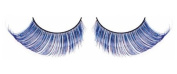 False long Eyelashes Blue/Lilac nr.534 Including free Adhesive
