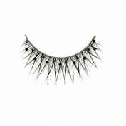 X-Gen Glamour Lashes Criss-Cross With Jet Crystals Black Ice