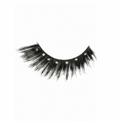 X-Gen Glamour Lashes Winged Full Volume With Crystals It Girl
