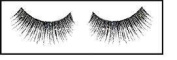 Xtended Beauty Eyelash DAZZLER STRIP LASHES W/ADHESIV X2100