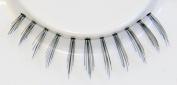 ZinkColor Human Hair Lower false eyelashes 33U
