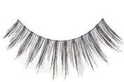 "Cala 2x (4 Total!) 100% Human Hair Eyelashes Blister Pack â..Blackâ.. (No. 31038) + Brush-On Adhesive -5g- ""Dark"" (32004) + A-viva Eco Nail File"