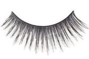 "Cala 2x (4 Total!) 100% Human Hair Eyelashes Blister Pack â..Blackâ.. (No. 31047)+ Brush-On Adhesive -5g- ""Dark"" (32004) + A-viva Eco Nail File"