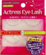 SHO-BI Decorative Eyelash | Eyelash | Actress Eye Lash Under Eyelash Standard Cross 01