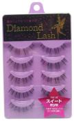 WAVE CORPORATION Diamond Lash | Eyelash | 2 Sweet Eyes Under Eyelashes 5P