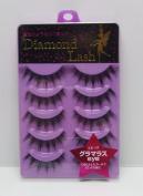 WAVE CORPORATION Diamond Lash | Eyelash | 2 Glamorous Eyes On Eyelashes 5P