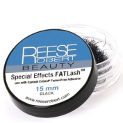 Reese Robert Eyelash Extend Pre-Curled FATLash Extensions Jar 15mm