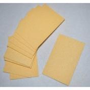 Compressed Cellulose Rectangular Sponges - Beige - Pack of 12