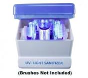 UV-Light Face Brush Sanitizer