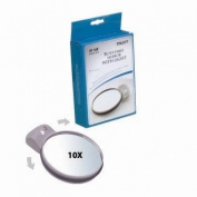 Rucci M855 10x and 1x Magnification Rotatable Mirror with Light