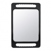 Salon Care Double Handle Mirror