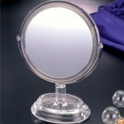 Acrylic Vanity 5x Magnification with a Ring Tray