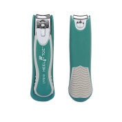 Heel to Toe Sure Grip Toenail Clipper