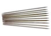 MASH Bamboo Reusable Cuticle Pushers Remover / Manicure Pedicure Stick