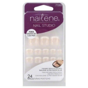 Nailene Nail Studio Nails, Toes, 24 ea
