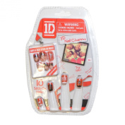 1D Stick-on Nails Charms