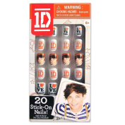 1 Direction Stick-On Nails - Louis
