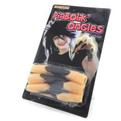 "Package of fake nails ""Diabolik""."