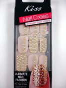 1 Pack Kiss Nail Dress KDS12