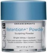 Creative Nail Retention Powder False Nails, Bright White, 25ml