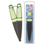 Sweedish Clover Comfort Grip Foot File 60/100 Grit