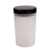 New Pro Nail Art Brushes Uv Pen Holder Cleanser Cup Bottle