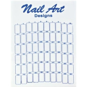 DL Professional Nail Art Counter Display