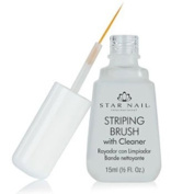 Star Nail - CinaPro Striping Brush with Cleaner