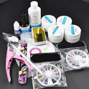 UV Gel Set with Clipper CODE