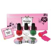 Konad Stamping Nail Art Kit Set B