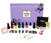 Konad Stamping Nail Art Kit Set A