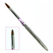 Acrylic Brush (No.8) x 1 CODE