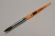 Osaka Finest 100% Pure Kolinsky Brush, Size # 8, Made in Japan