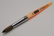 Osaka Finest 100% Pure Kolinsky Brush, Size # 16, Made in Japan