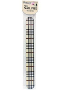 PinkeeS by New York NailCare Pro Nail File 17cm Long 180 / 220 Grit