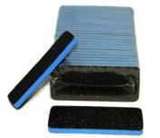 Professional Nail/pedicure Foot Files (Blue Centre) Grit 60/60