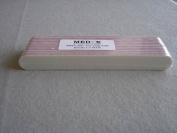 Premium emery boards - White
