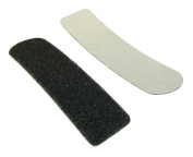Disposable Pedi-Abrasive Stickers, 80 Grit, 2.5cm x 9.5cm 60 Pack